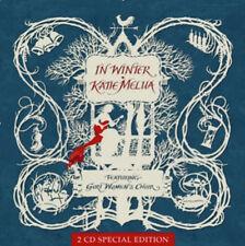 Katie Melua 2017 2x CD Album Reissue in Winter