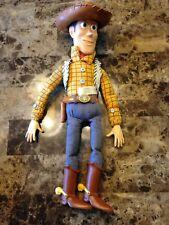 "Disney Toy Story Woody The Cowboy 15"" Plush Stuffed Toy"