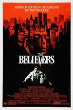 THE BELIEVERS Movie POSTER 27x40 B Martin Sheen Helen Shaver Malick Bowens