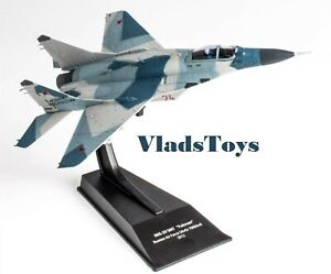 Mikoyan MiG-29SMT Fulcrum 5 AvGr/7000 AvB Russian AF Kursk 1/100 Hachette HADC01