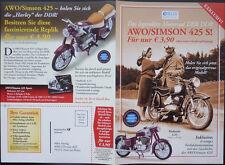 Atlas editorial Awo Sansón 425 s!, Flyer, citarles