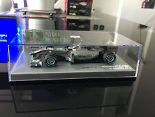 Minichamps 1/43 Mercedes GP F1 Team MGP W01 GP 2010 Nico Rosberg