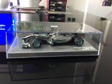 Minichamps 1/43 Mercedes GP F1 Team MGP W01 GP 2010 Nico Rosberg
