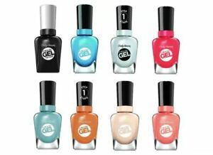 Sally Hansen Salon Color Therapy Nail Polish MIRACLE GEL - Super Fast Delivery