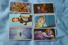 Disney panini frozen stickers x6