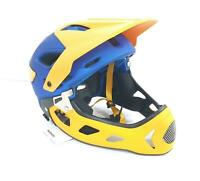 uvex Unisex Fahrradhelm jakkyl hde 2.0, Größe 56-61 cm, blau matt *NEU*