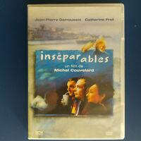 INSEPARABLES - DVD - Zone 2 - Catherine Frot, Jean-Pierre Darroussin, Fabienne B