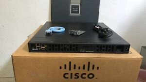CISCO ISR4331/K9 Integrated Service Router Gigabit Ethernet NO CPU CLOCK ISSUE**
