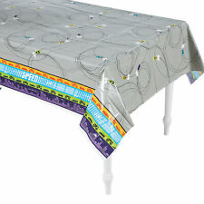 Cars & Trucks Plastic Tablecloth - Party Supplies - 1 Piece