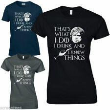 Patternless Funny Graphic T-Shirts for Women