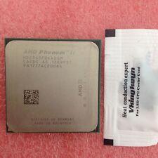 AMD Phenom II X4 965 HDZ965FBK4DGM Skt AM3 2000MHZ 3.4GHz 1MB CPU Prozessoren