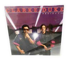 STANLEY CLARKE / GEORGE DUKE, The Clarke Duke Project II (FE 38934)   LP Vinyl