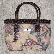 Echo Petite Carpet Bag ~ Isabella's Journey ~ Western Charm