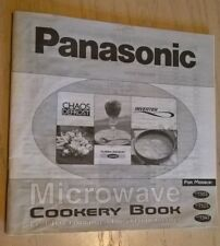 Panasonic Microwave NNT553 NNT523 NNT543 Instruction Book / Guide