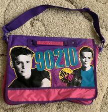 90210 Vintage Lap Top Bag Jason Priestley Luke Perry New
