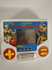 New ListingVintage Street Fighter Ii Tiger Electronics Handheld video game 1992