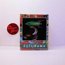 Loot Crate July 2016 Futurama Planet Express Ship Model Q-Fig from QMX