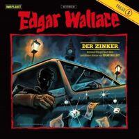 EDGAR WALLACE - DER ZINKER (05)   CD NEU
