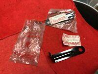 KAWASAKI NOS Steering Damper Bracket H1 KH Mach III 500 TRIPLE 1969-76 32056-012