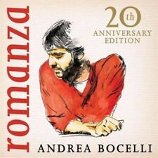 Romanza [20th Anniversary Edition] by Andrea Bocelli (CD, Dec-2016, Decca)