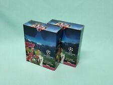 Topps Champions League Sticker 2019/2020 2 x Display / 60 Tüten 19/20