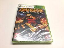 DUKE NUKEM FOR EVER / 2K GAMES VERSION FR PAL MICROSOFT XBOX 360 NEUF NEW