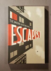 The Amazing Adventures of the Escapist Vol 1 Dark Horse 1st Ed. Chris Ware Cover