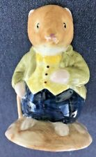 Royal Doulton - Brambly Hedge Mouse Figurine - Dbh 13 - Old Vole in Original Box