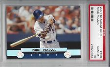 2001 Stadium Club #150 Mike PIAZZA - PSA 10+++ RARE
