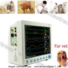 US FDA,CE CONTEC CMS8000 VET Veterinary Patient Monitor,ECG/NIBP/SPO2/RESP/TEMP