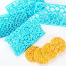 Fondant Cookies Cutter Mold Plastic Biscuits Cake Decor Mold  LL