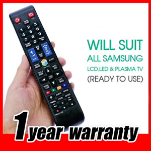 Universal Remote Control TV NO PROGRAMMING Smart 3D HDTV LED LCD TV