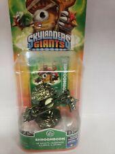 Skylanders Giants Gold Green Metallic Shroomboom Chase Variant Rare HTF NIB