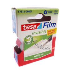 Tesa Klebefilm matt-unsichtbar Film 19 x 33 m beschreibbar