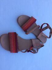 Handmade Sandals from El Salvador  Size 40  US Size 9 to 10