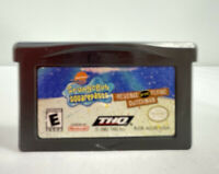 SpongeBob Square Pants Revenge of the Flying Dutchman gba Gameboy Advanced Game