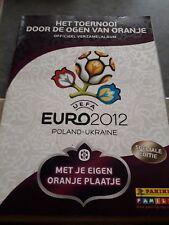 Panini Euro 2012 Het toernooi door de ogen van oranje.