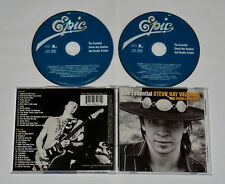 The Essential By Stevie Ray Vaughan & Double Trouble (2 CD, 2002, Epic/Legacy)
