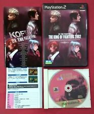 The King of Fighters 2002 - PLAYSTATION 2 - PS2 - USADO - EN MUY BUEN ESTADO