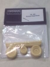 Paragon Designs 1/48 Buccaneer Bulged Wheels set # 4883 resin accessories