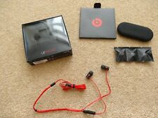 Beats by Dr. Dre Urbeats en Auriculares.: con Cable/Negro y Rojo.