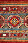 Hand-knotted Rug (Carpet) 2'X3'1, Khorjin mint condition