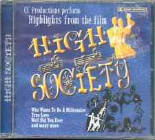 HIGH SOCIETY - HIGHLIGHTS: NEW SEALED CD - WHO WANTS TO BE A MILLIONAIRE ETC