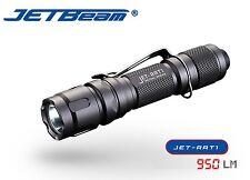 New Jetbeam JET-RRT1 Tactical Luminus SST40 N4 BC 950 Lumens LED Flashlight