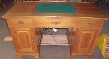 jugendstil schreibtisch alt antik schreib tisch teil rest.top deko schreibmöbel