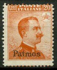 Patmo 1917 Sass. 9 Nuovo * 100%
