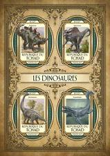 Chad 2017  dinosaurs
