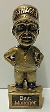 Manager/Coach Trophy - Bobble Head + FREE  LASER Engraving