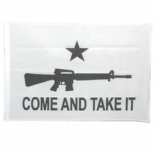 SMF Small 12 Inch X 20 Inch Replacement Flag For Whip Antenna Come And Take It