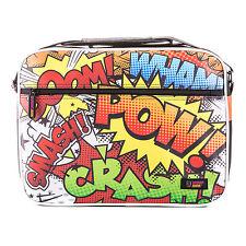 Urban Junk - Fly Comic Messenger Flight Bag